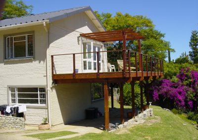House on Ridge Drive Knysna